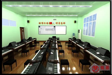 钢琴教室装修